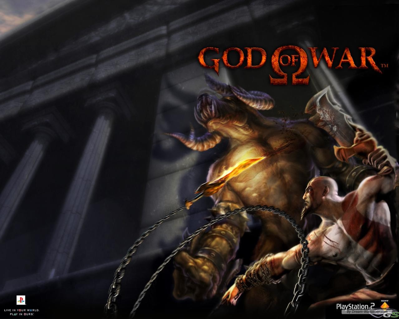 God of War HD wallpapers   walpaper 1280x1024