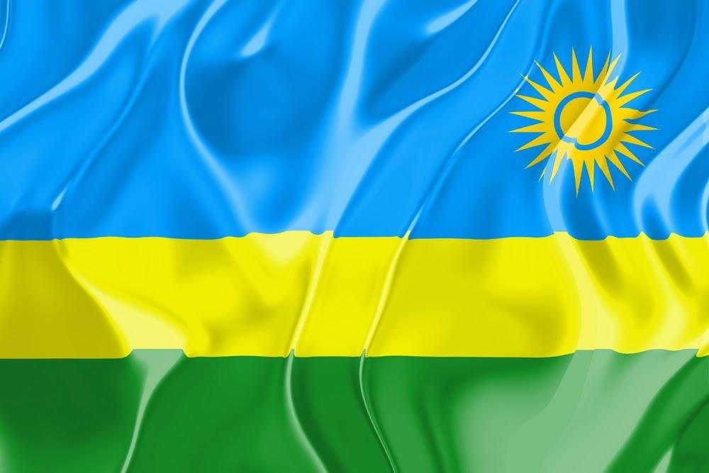 Graafix Flag of Rwanda 1000x667