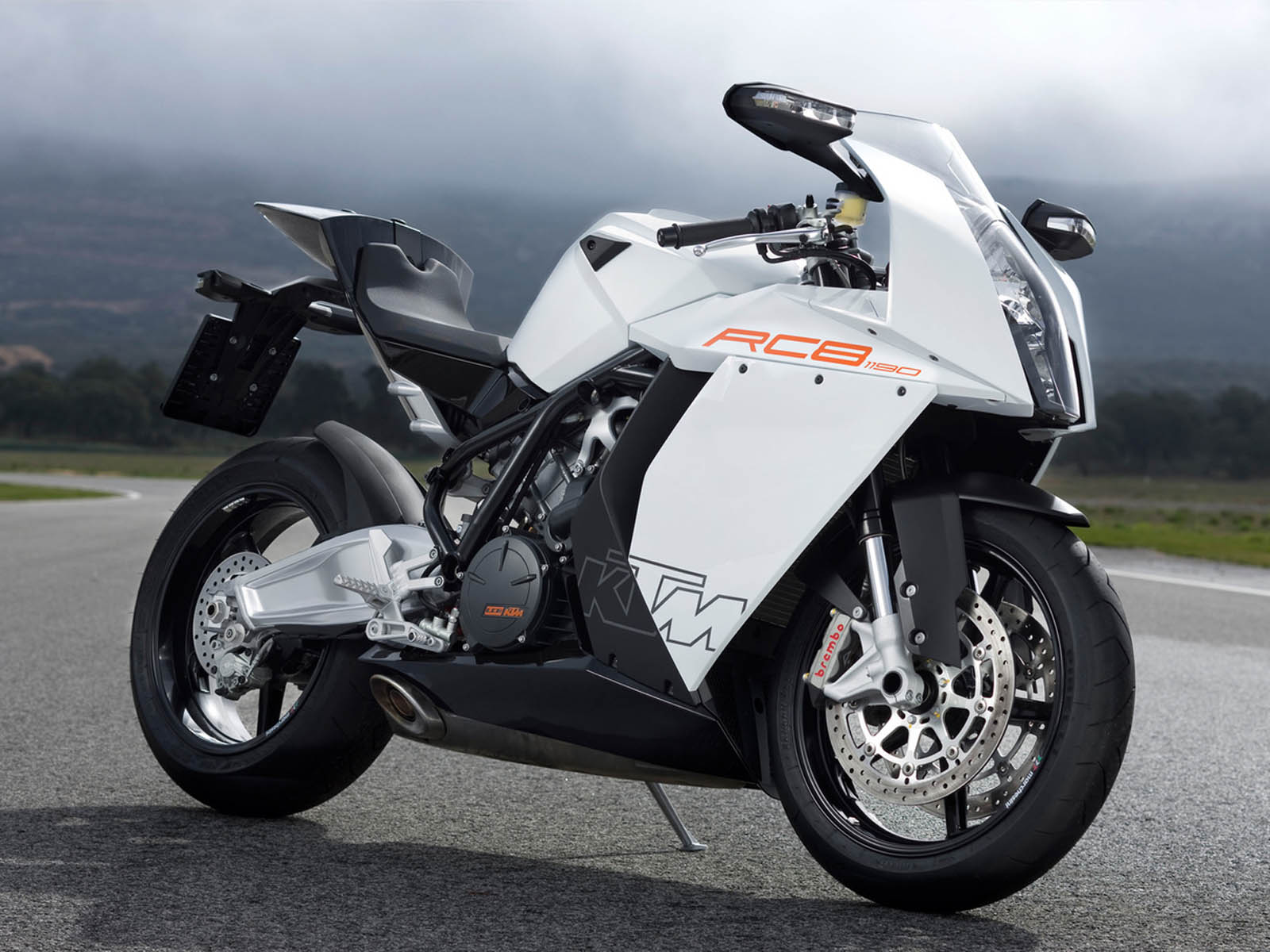 Tag KTM RC8 1190 Bike Wallpapers Backgrounds PhotosImages and 1600x1200