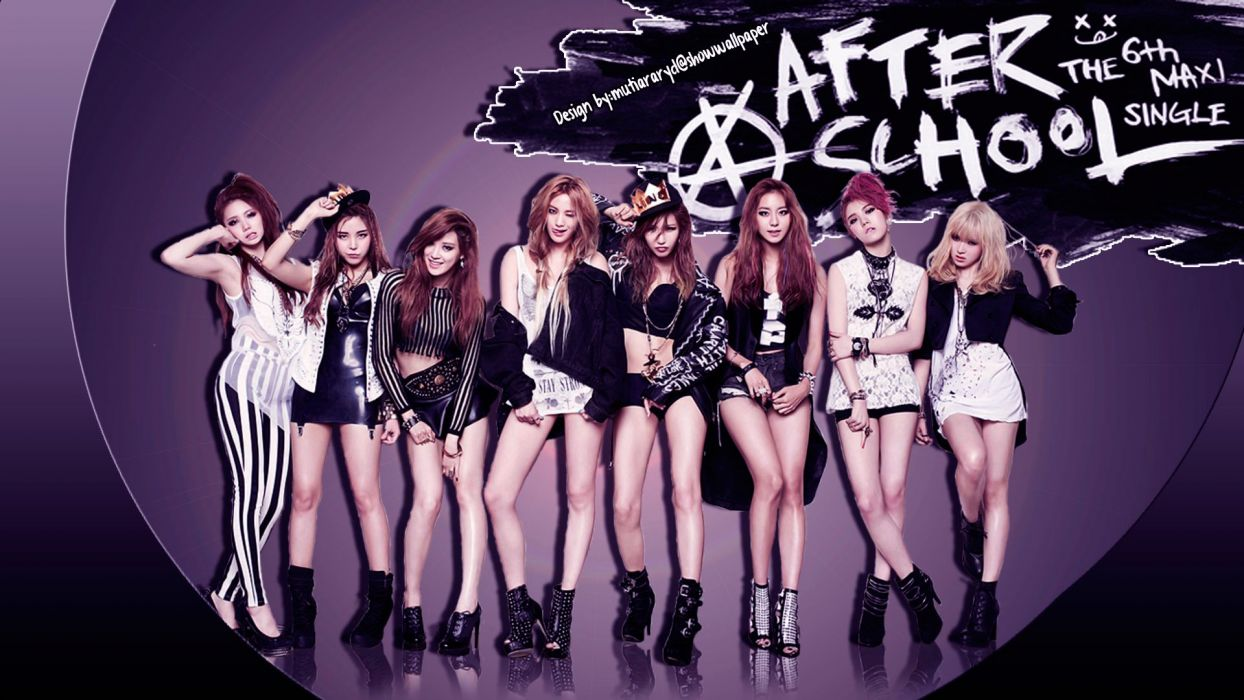 AFTER SCHOOL kpop pop wallpaper 1920x1080 513501 WallpaperUP 1244x700