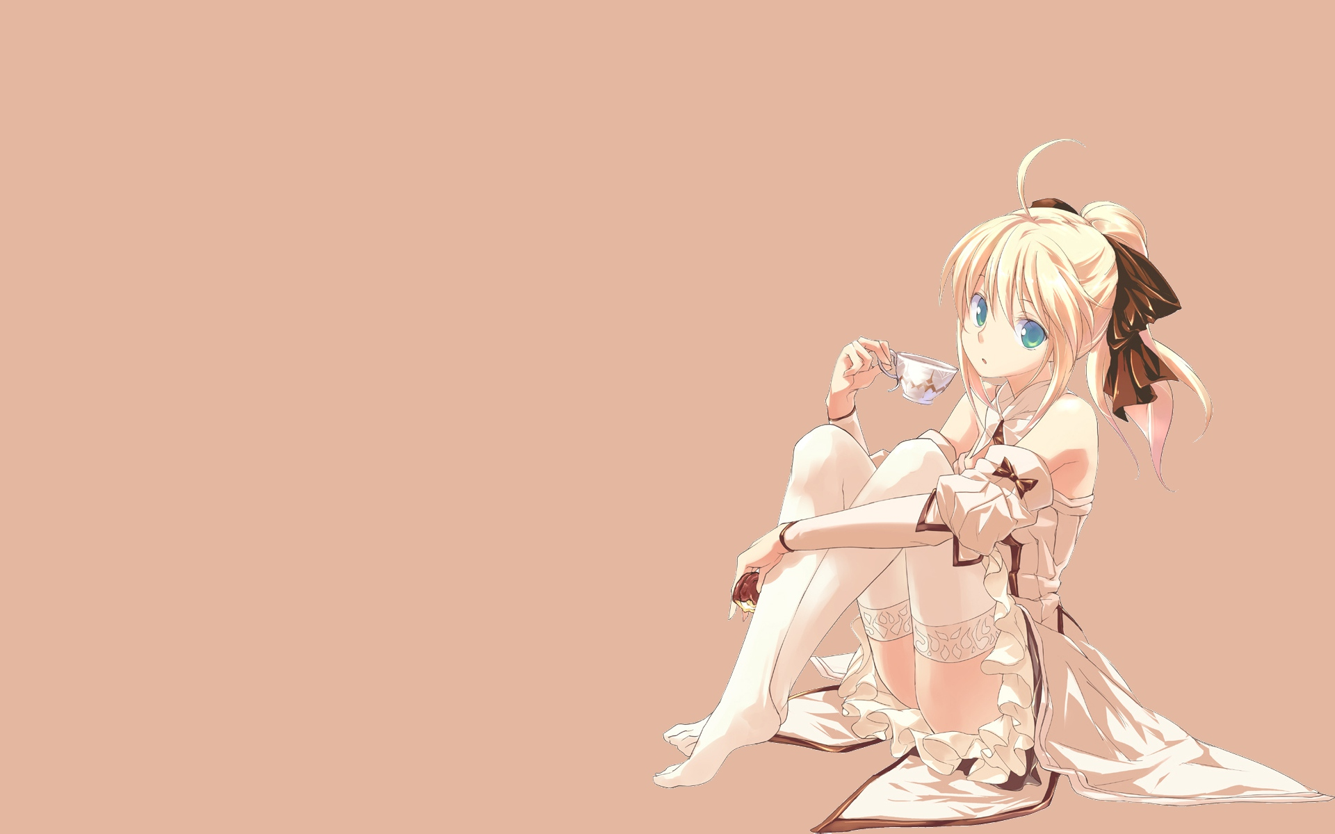 Saber Lily   Fate Stay Night Wallpaper 24684652 1920x1200
