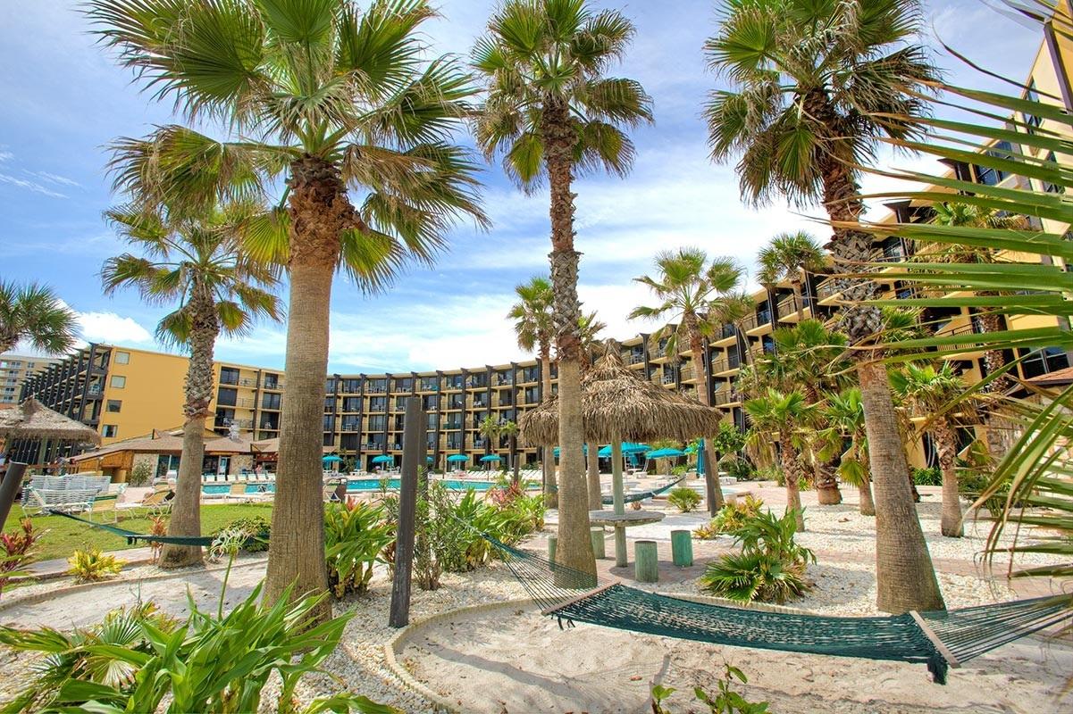 Gallery Hawaiian Inn Hammock View Daytona Beach Florida Photo Shared 1201x800
