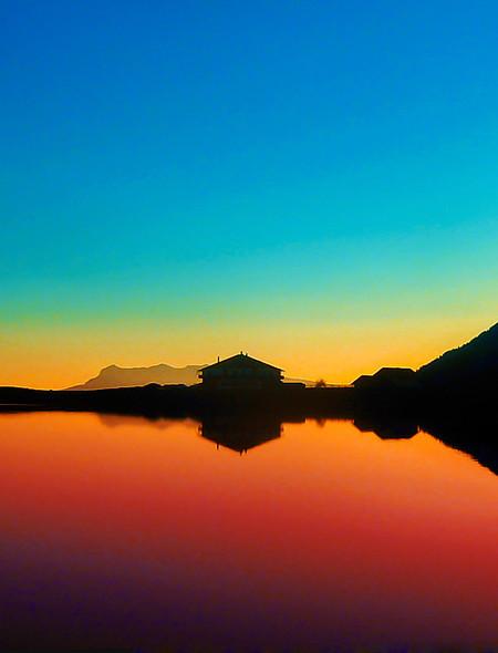 Calaita Lake Wallpaper for Amazon Kindle Fire 450x590