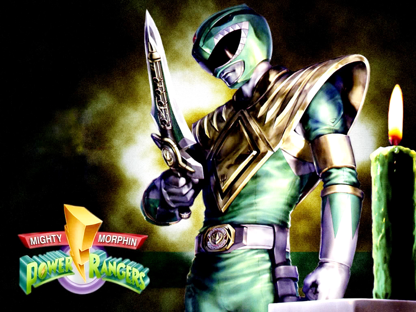 White Ranger Wallpaper Wallpapersafari