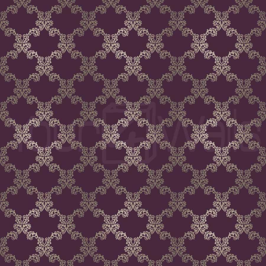 Royal Purple Damask Wallpaper   Images hosted at BiggerBidscom 900x900