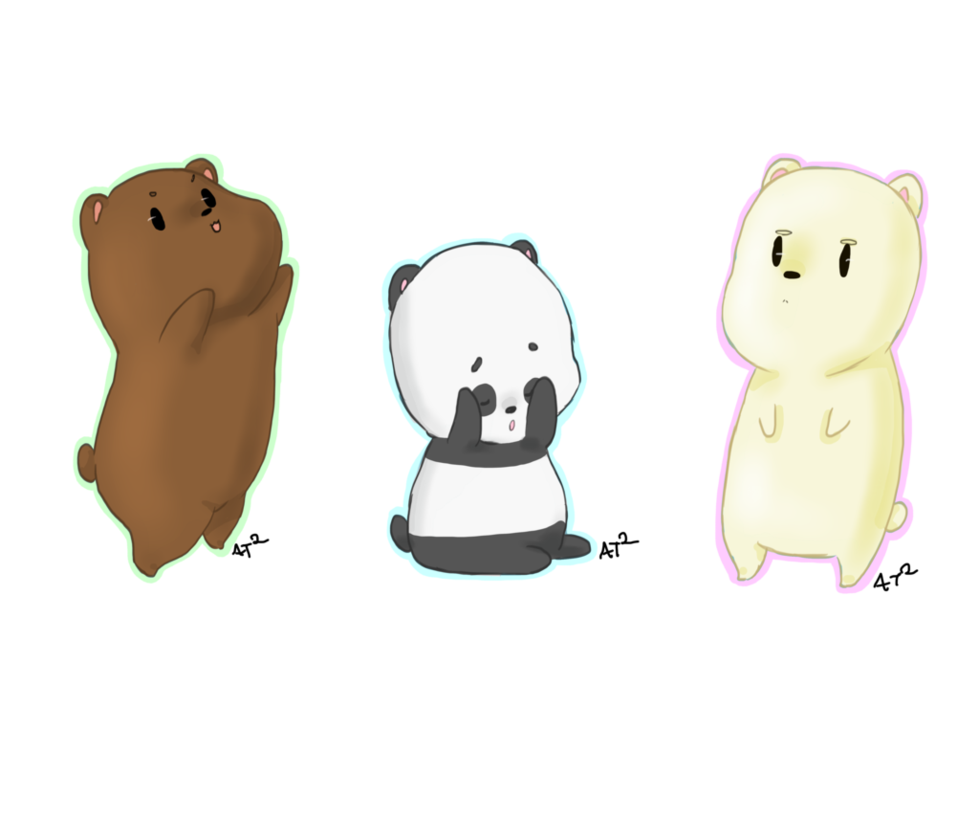 We Bare Bears Wallpaper Wallpapersafari