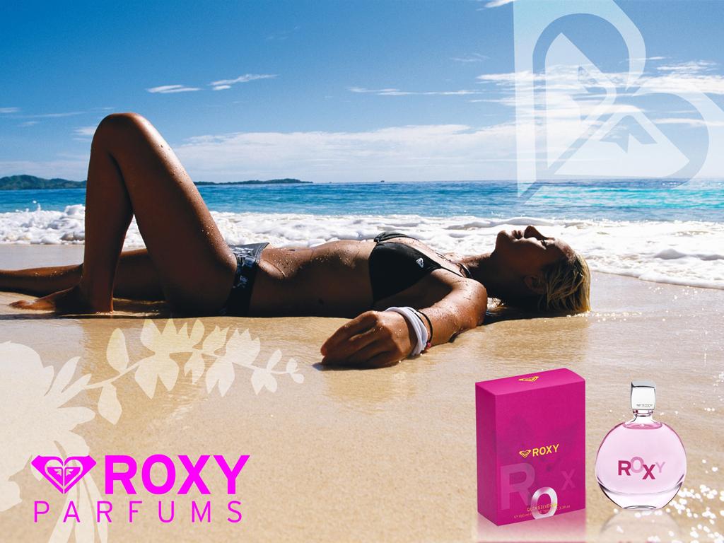 Roxy parfums   Roxy Wallpaper 921801 1024x768