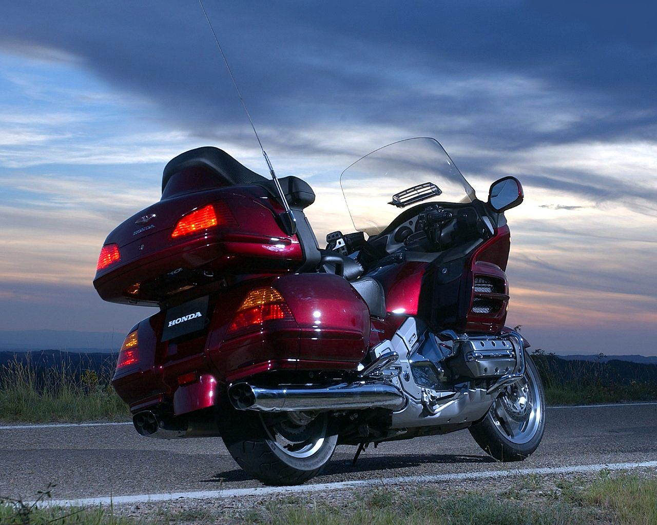 Goldwing Motorcycle Wallpapers   Top Goldwing Motorcycle 1280x1024