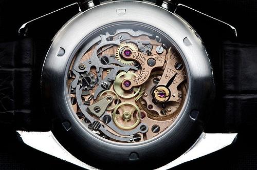 Omega Watch Chronograph movement Wallpaper 500x332