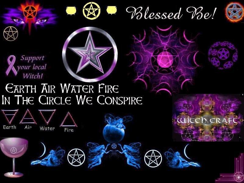 Wicca Desktop Wallpaper PicsWallpapercom 800x600