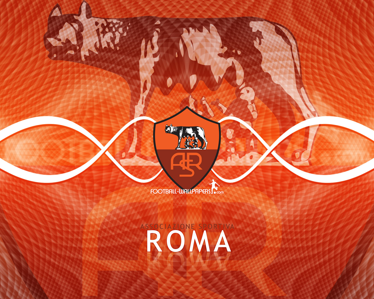 AS Roma Wallpapers Logo HD Wallpapers Backgrounds 1280x1024
