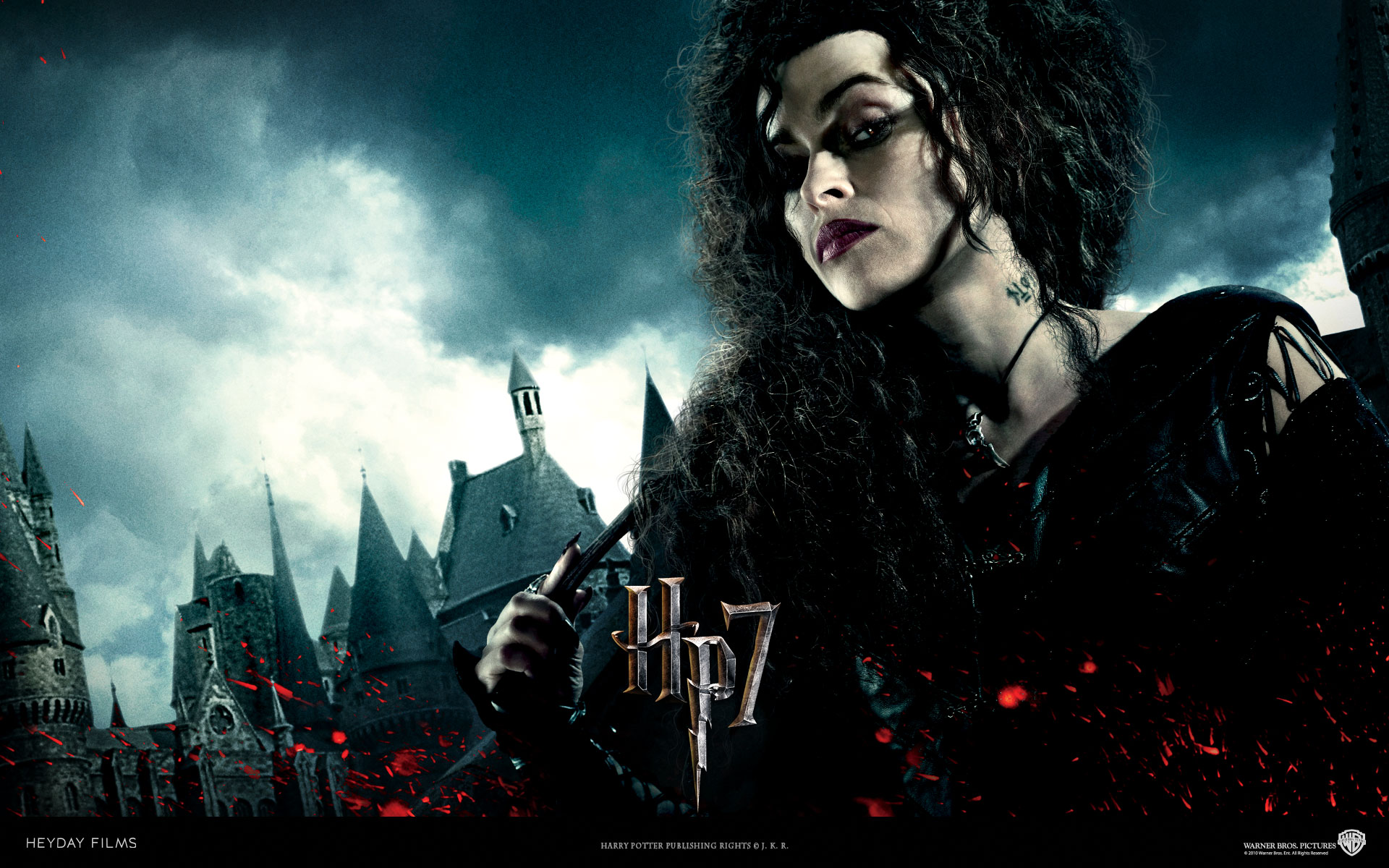 Hd wallpaper harry potter - Helena Bonham Carter Harry Potter Wallpaper 229224