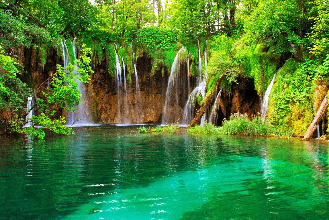 Plitvice lake Wallpapers and Background Images   stmednet 1148x768
