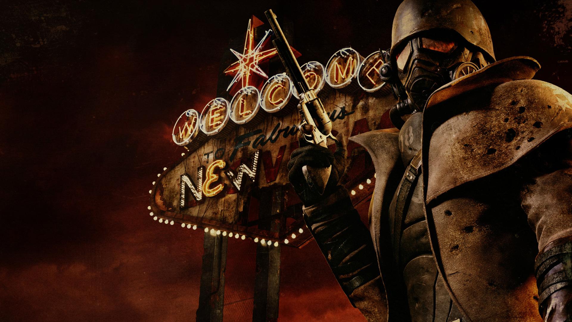 Fallout New Vegas Wallpaper in 1920x1080 1920x1080