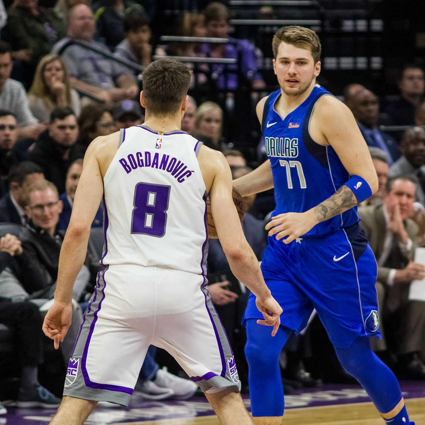 Kings vs Mavericks Preview Luka Bagley Here We Go Again 1400x1400