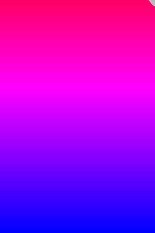 Blue and Pink Ombre Wallpaper 500x752