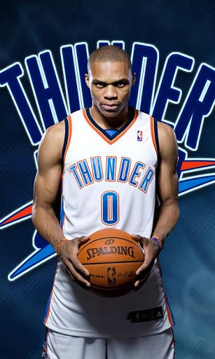 Russell Westbrook IPhone Wallpapers The Art Mad Wallpapers 307x512
