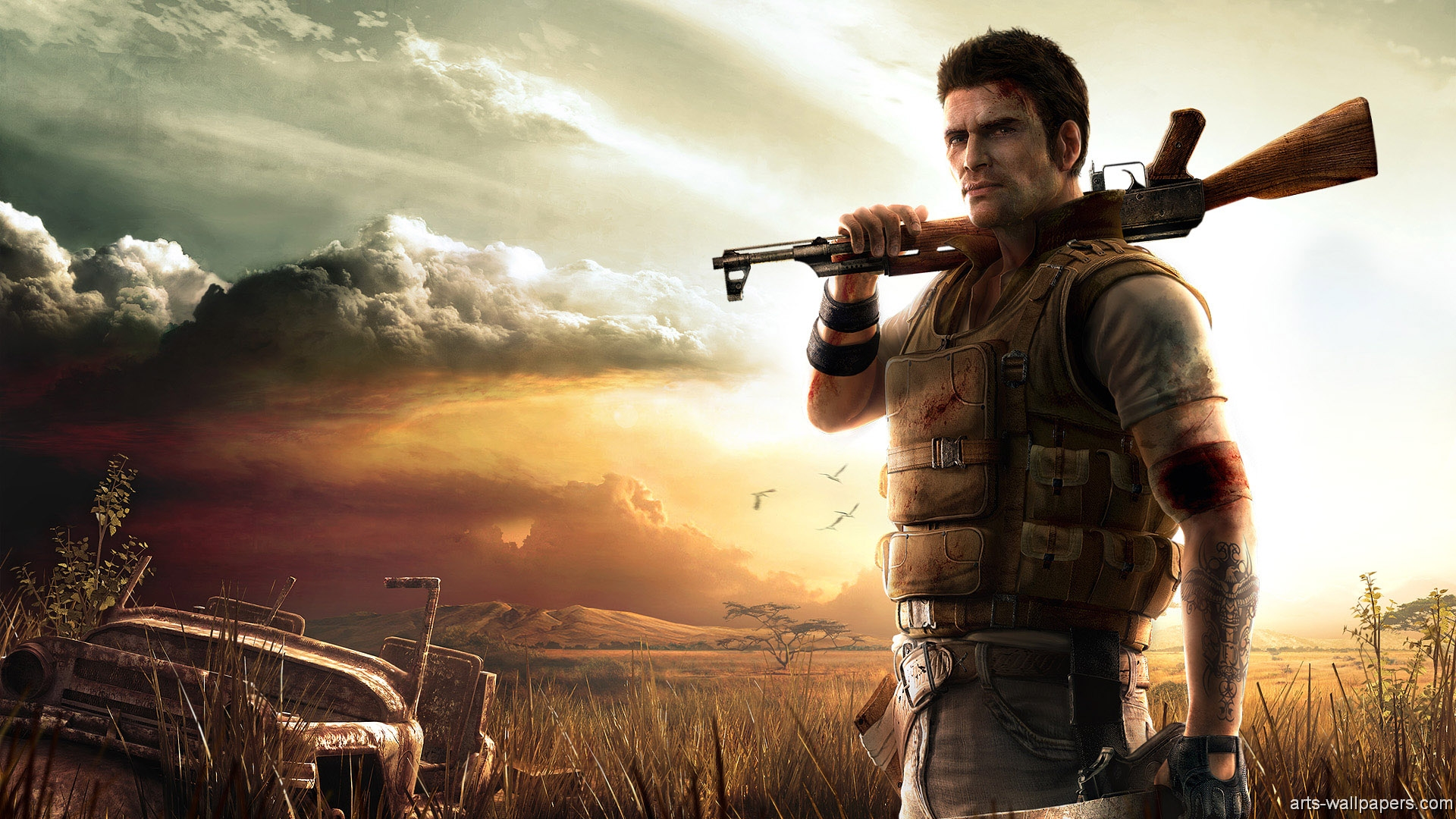 XBOX 360 PS3 Video Game HD Wallpapers 1920 x 1080 HQ 1920x1080