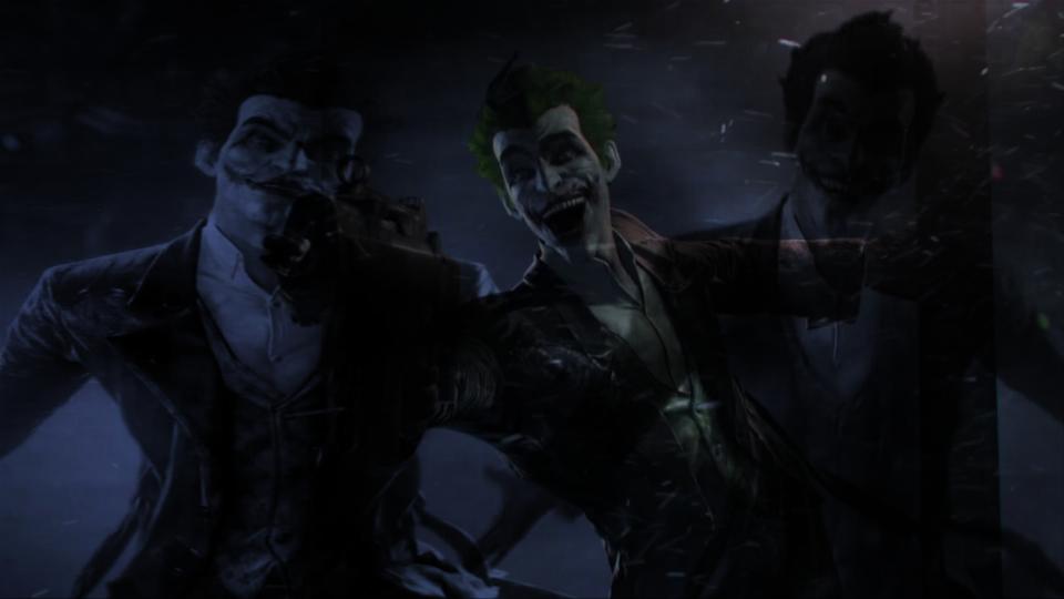 Arkham Origins Joker Wallpaper by VegetaNiko on deviantART 960x540