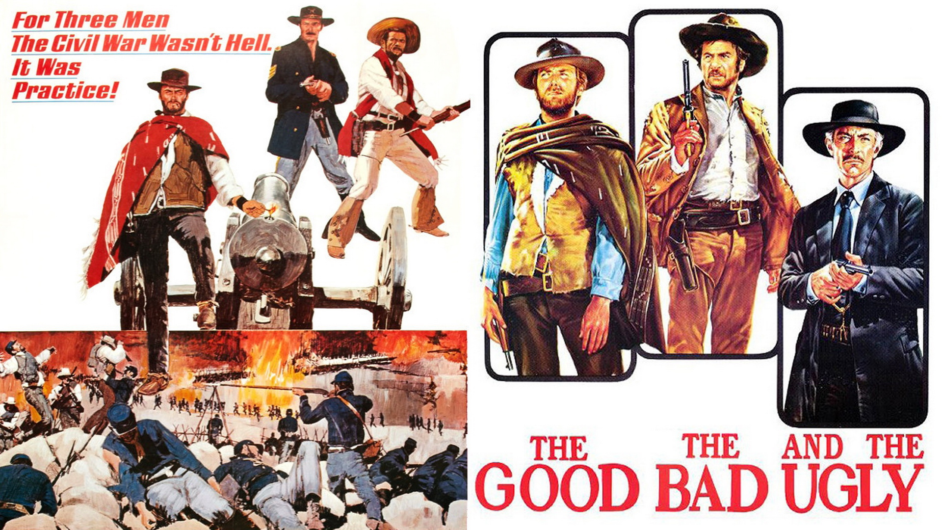Free Download The Good The Bad And The Ugly Wallpaper 6 Hd Desktop