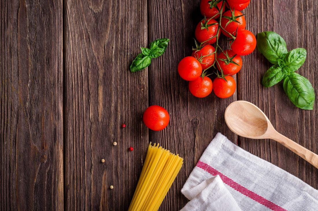 Kitchen Background Stock Photo   ShotStash 1100x733