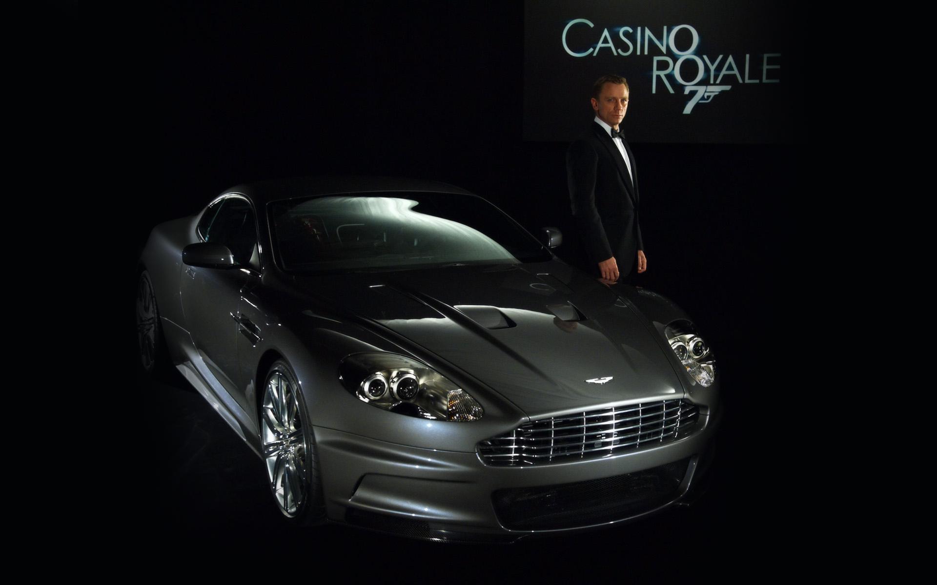 Carly Craig cars Aston Martin James Bond Casino Royale vehicles 1920x1200
