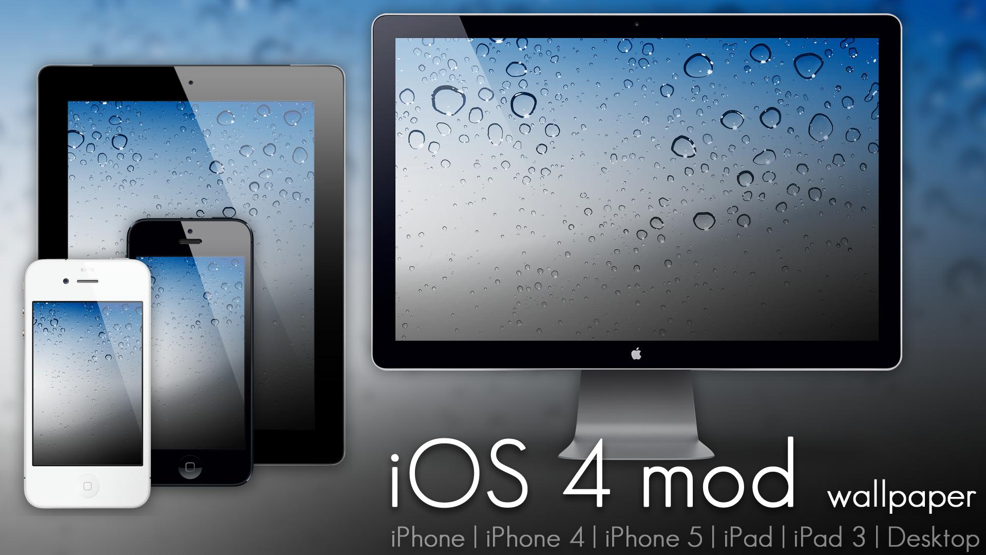 iOS 4 Defualt Wallpaper Mod 2 by datadude3 1920x1080