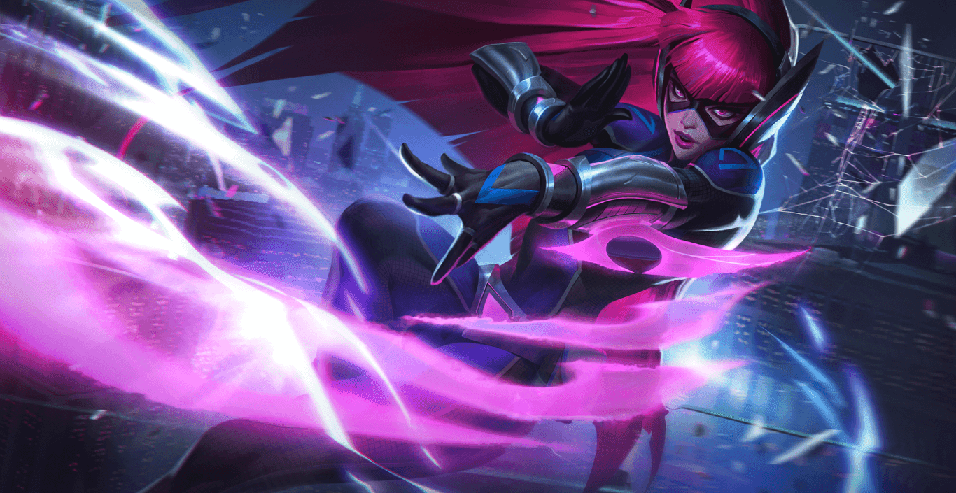 Free Download Irelia Infiltrator League Of Legends Wallpaper
