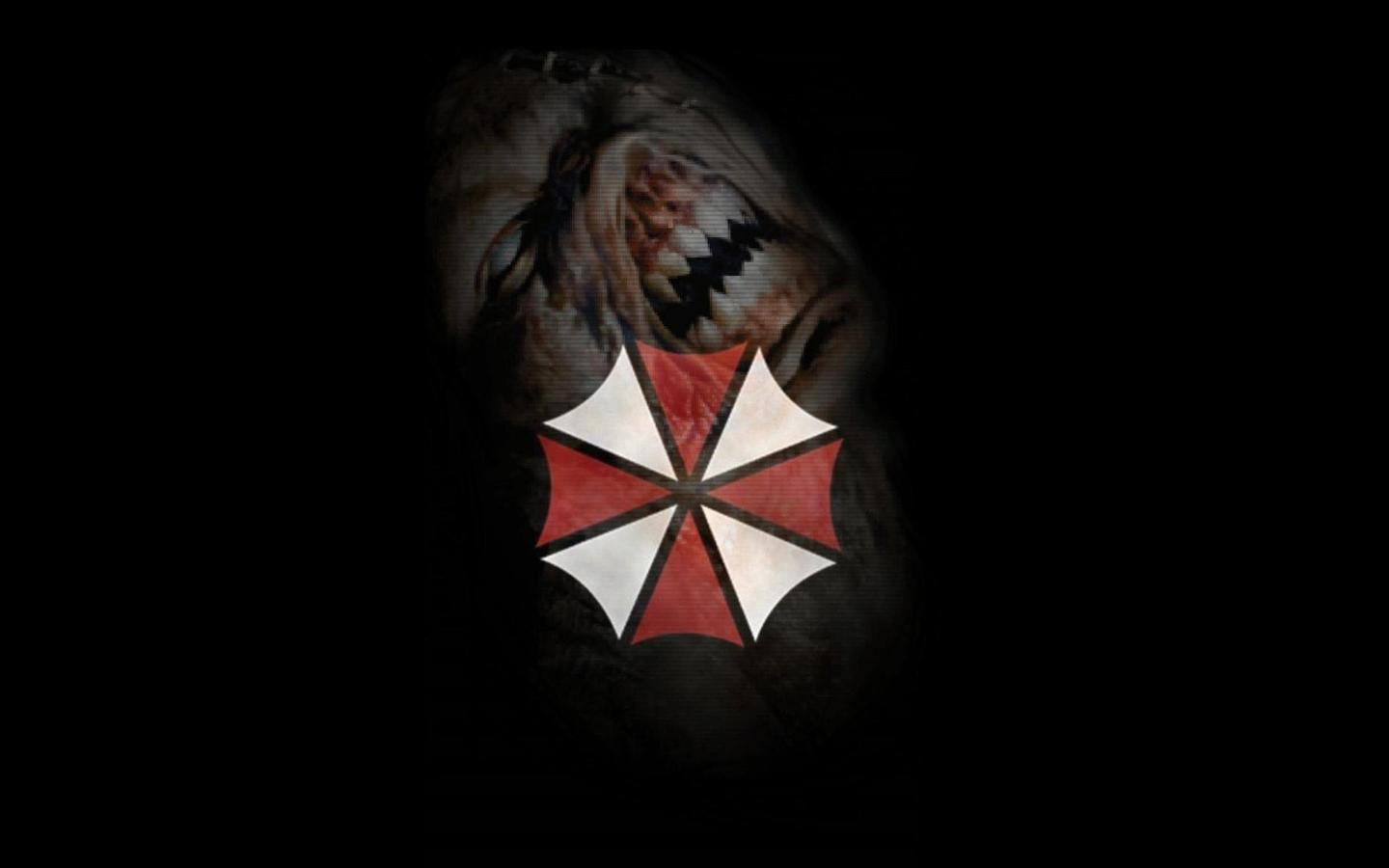 resident evil umbrella wallpaper wallpapersafari