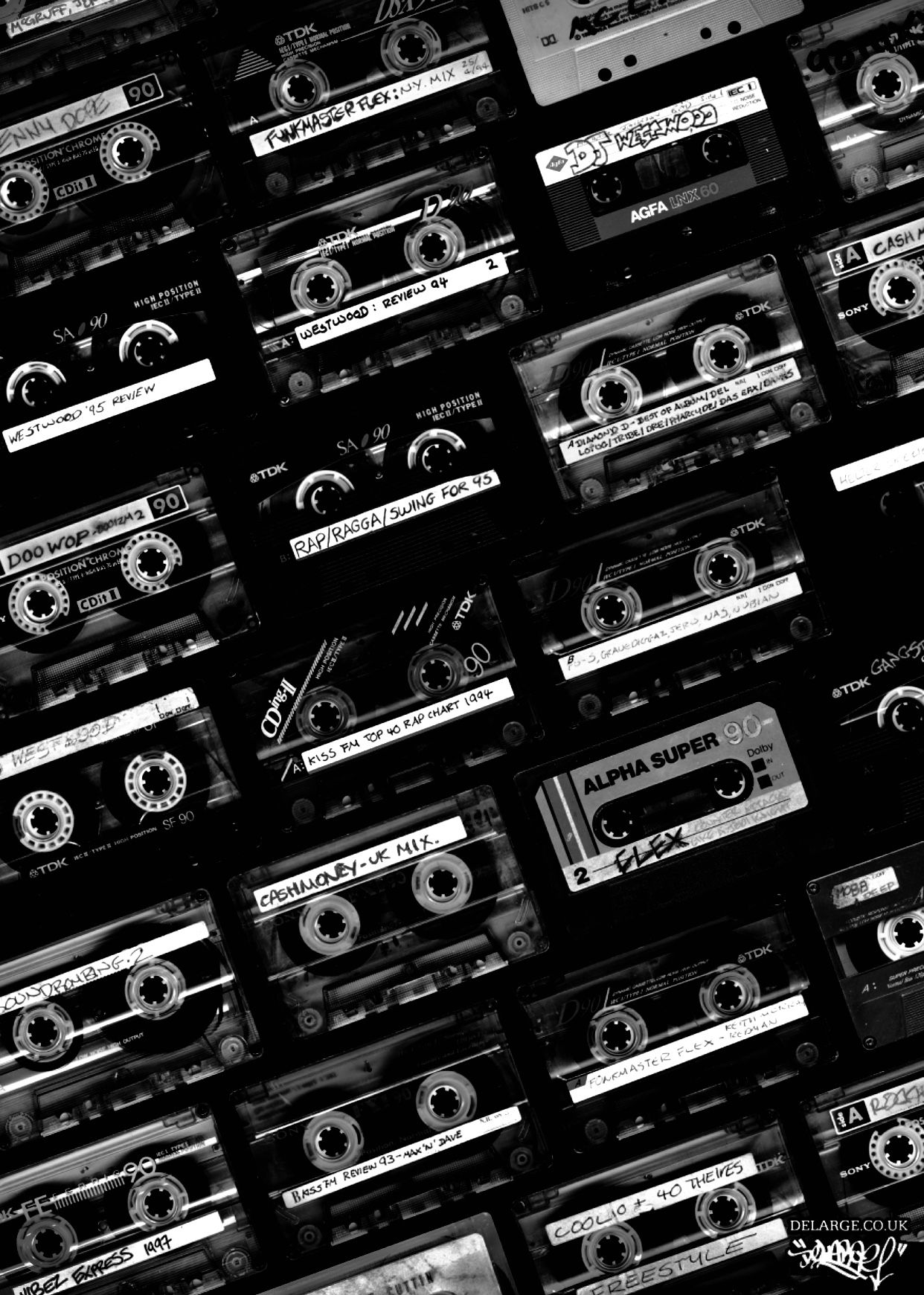 Old School Tapes Wallpaper Crazy wallpaper Marvel wallpaper 1242x1741