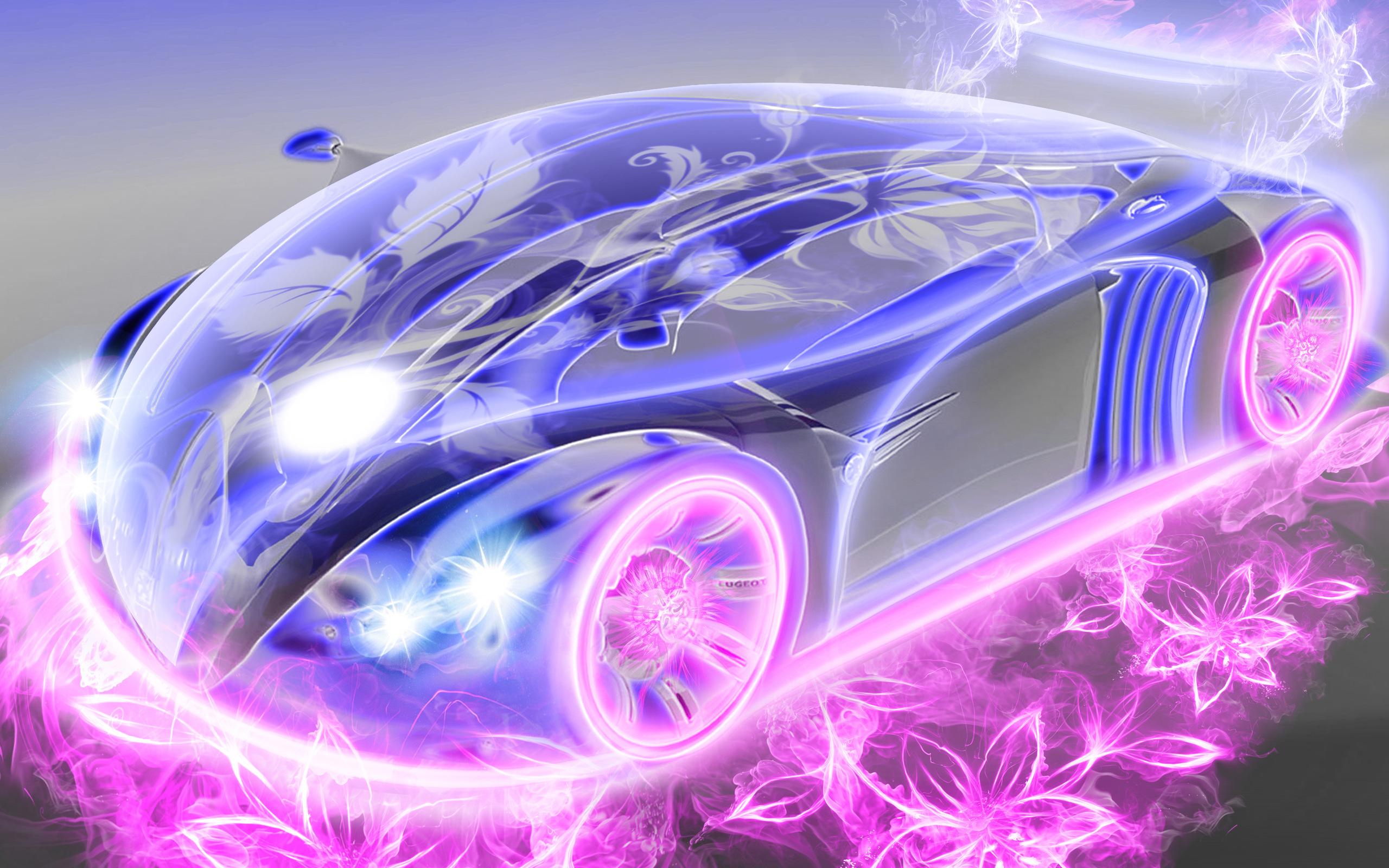 Neon Cars wallpaper   1051404 2560x1600