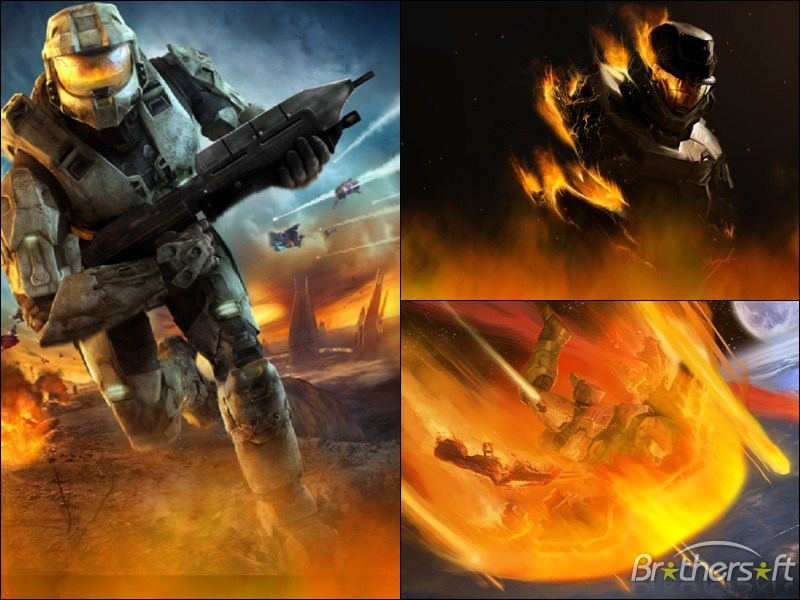 Download Halo Animated Wallpaper Halo Animated Wallpaper 10 800x600