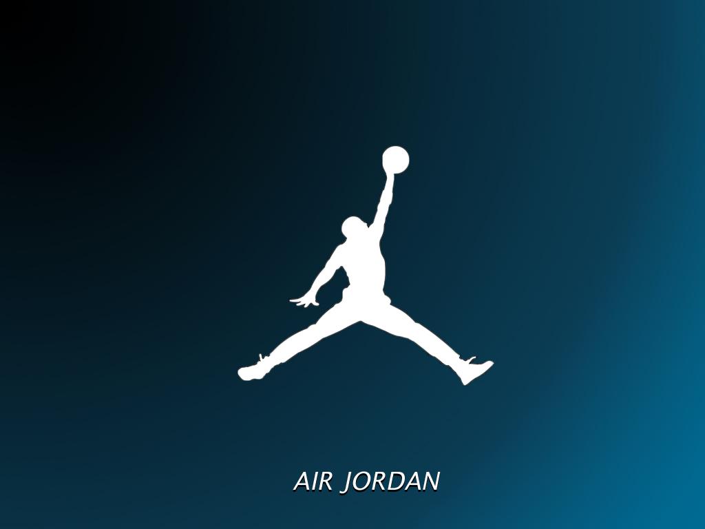 34 HD Air Jordan Logo Wallpapers For Download 1024x768
