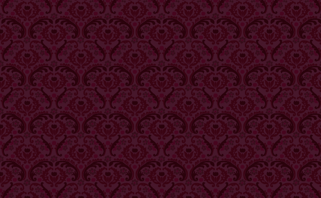 Wallpapers Victorian Wallpaper Pattern Red 650x400