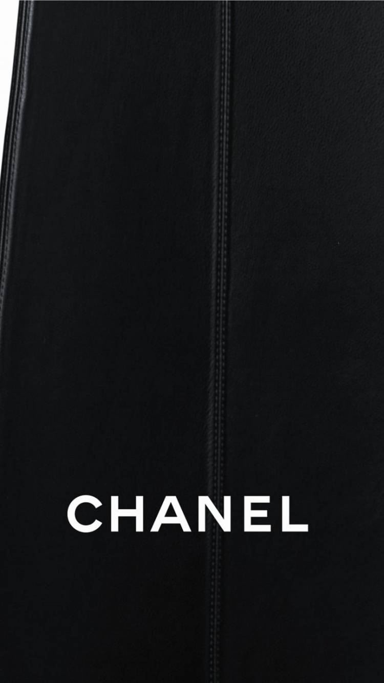 750x1334 Chanel Girl Glasses Flower Wallpaper Background iPhone 6 750x1334