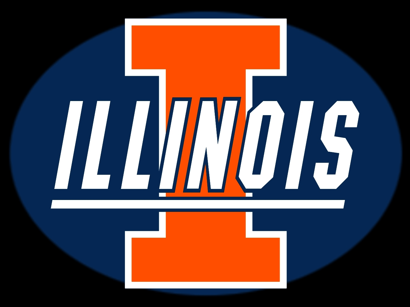 Illinois Fighting Illini Wallpaper 1365x1024