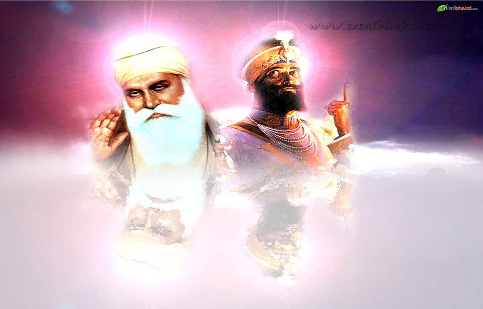 Sikh Guru Wallpaper - WallpaperSafari