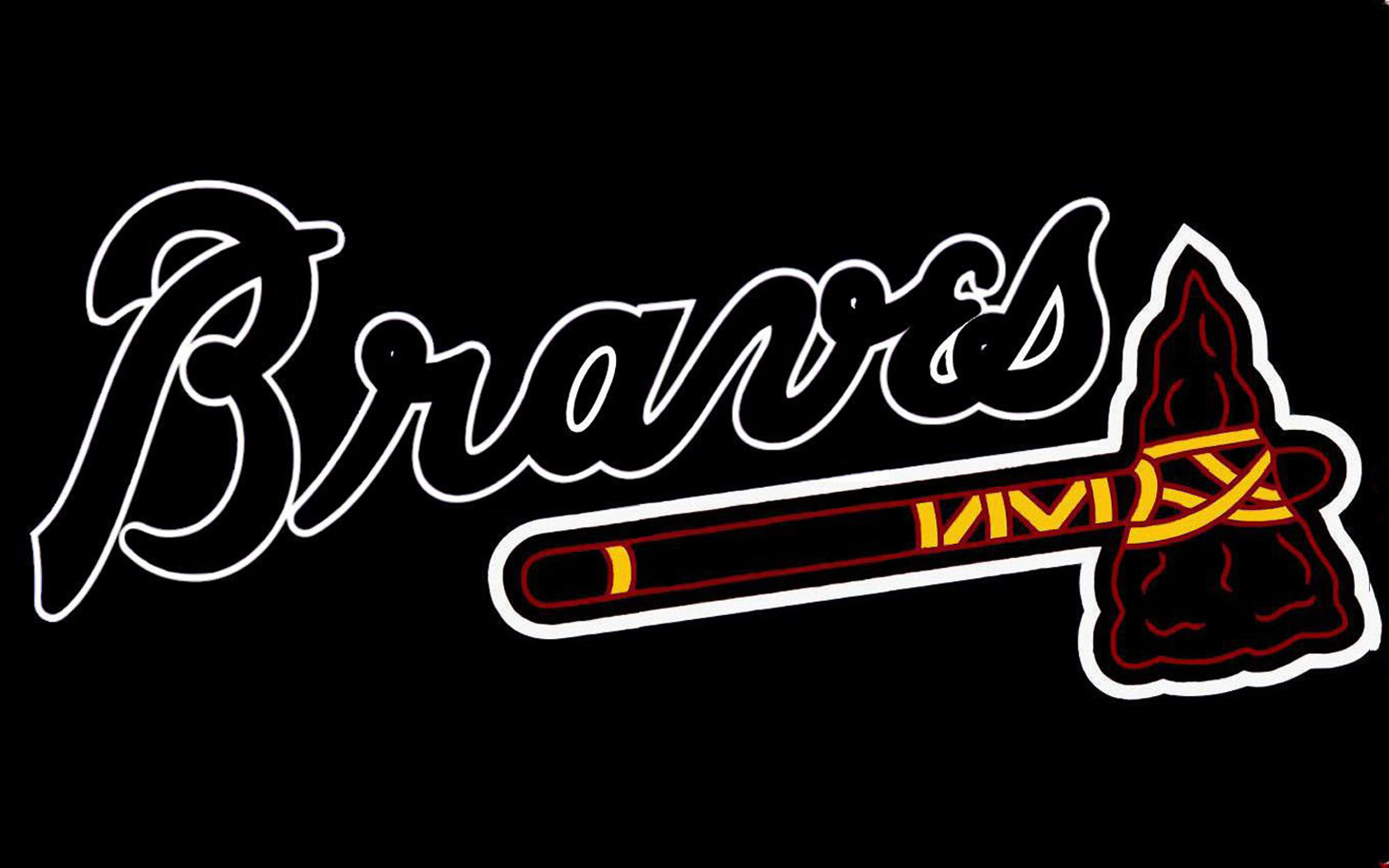 atlanta braves desktop wallpaper 1680x1050