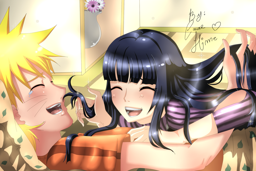 Naruto X Hinata Wallpapers - WallpaperSafari