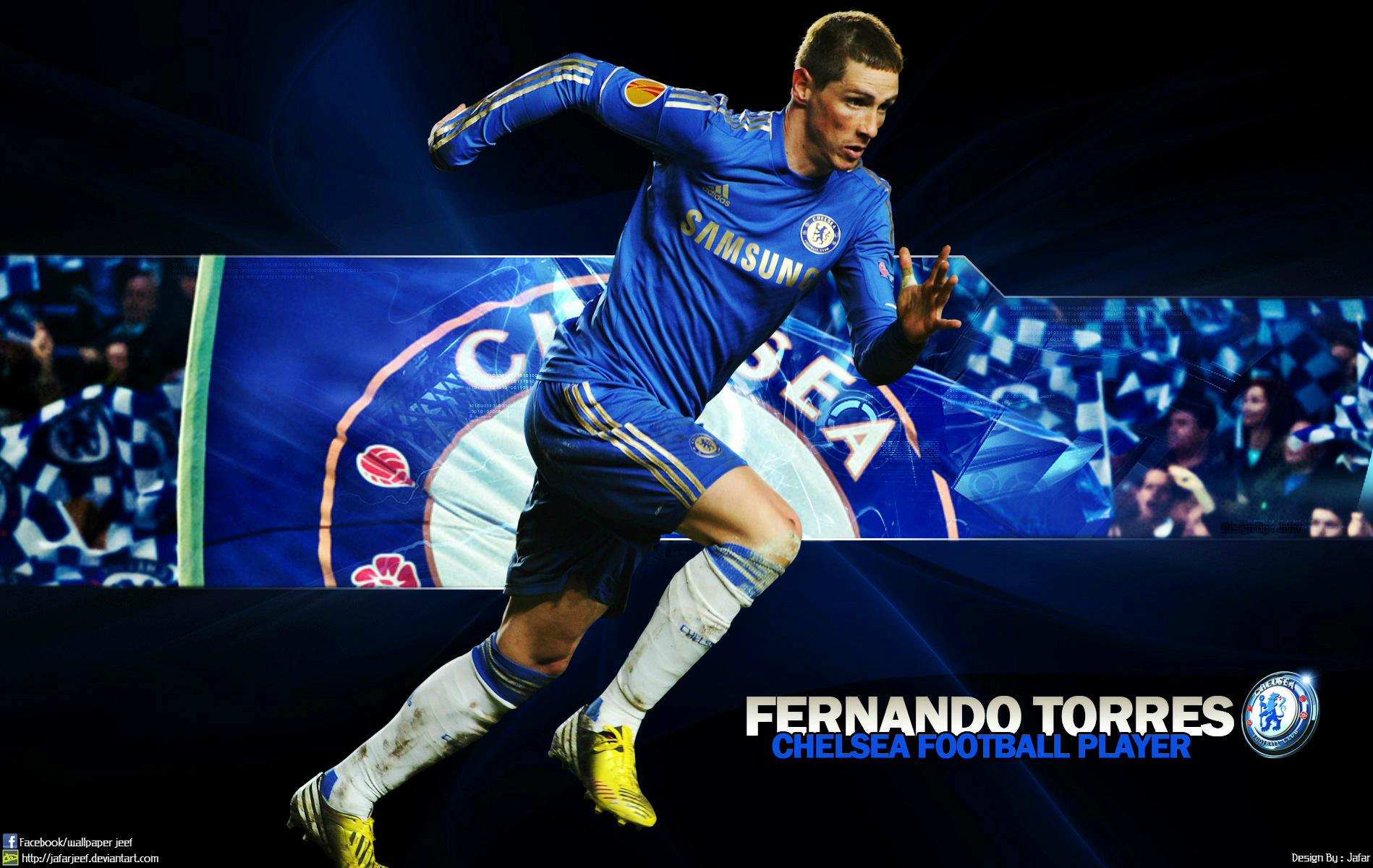 Fernando Torres Desktop Wallpaper   Football Wallpaper HD Football 1898x1200