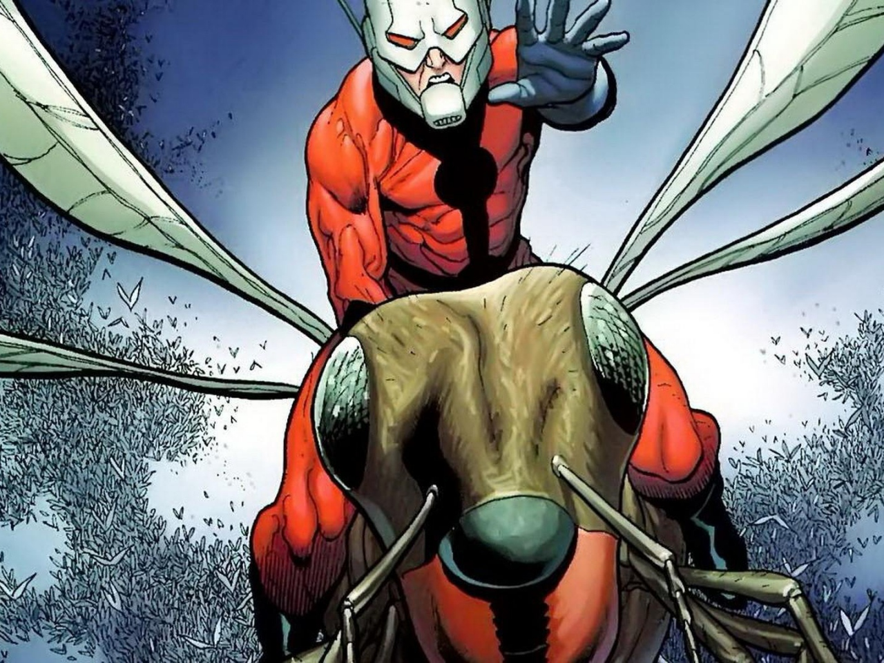 Download Wallpaper 1280x960 ant man the irredeemable ant man marvel 1280x960