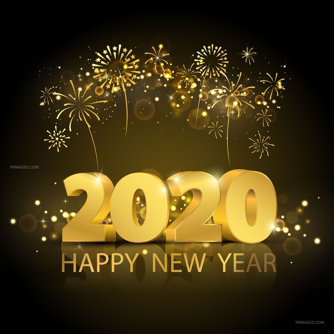 1st January 2020] Happy New Year 2020 Wishes Quotes Messages 1080x1080
