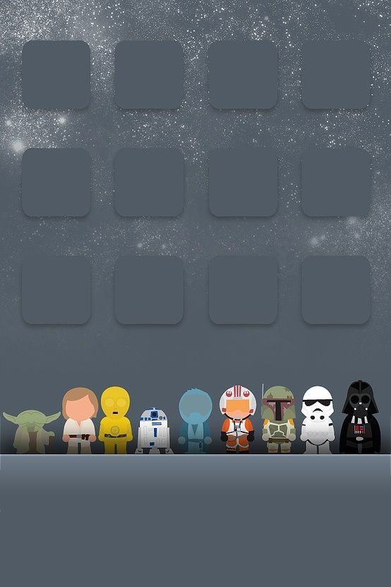 Star Wars iPhone background by lea Star Wars Pinterest 554x831