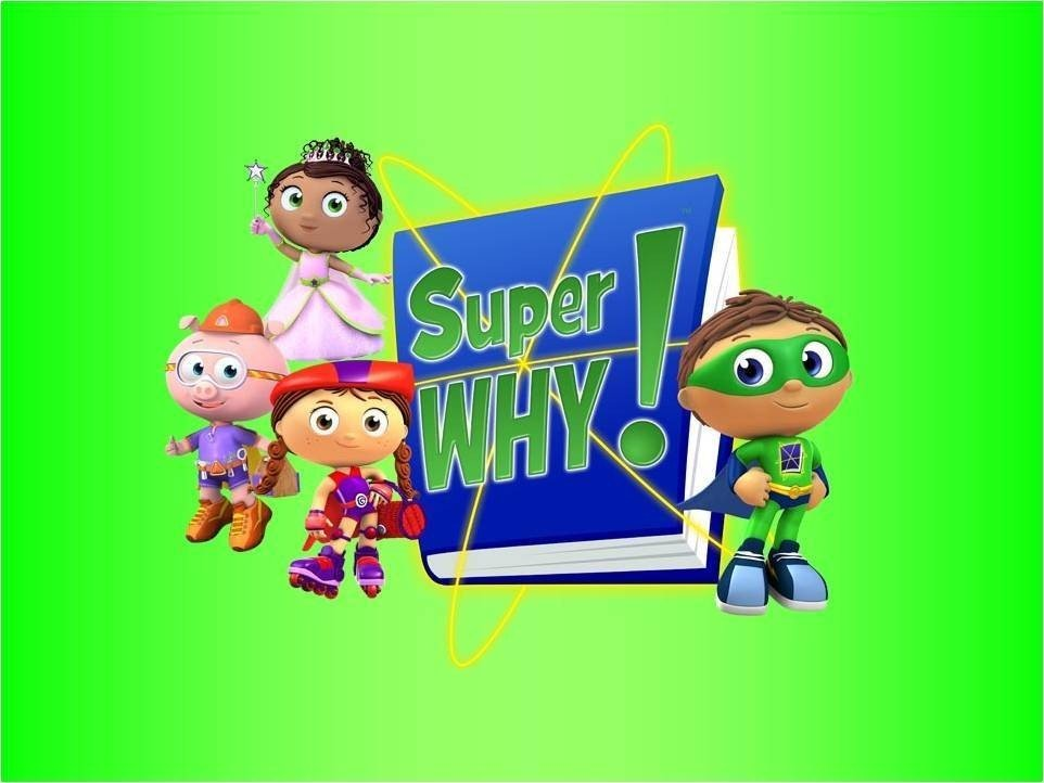 Super Why! Background 9