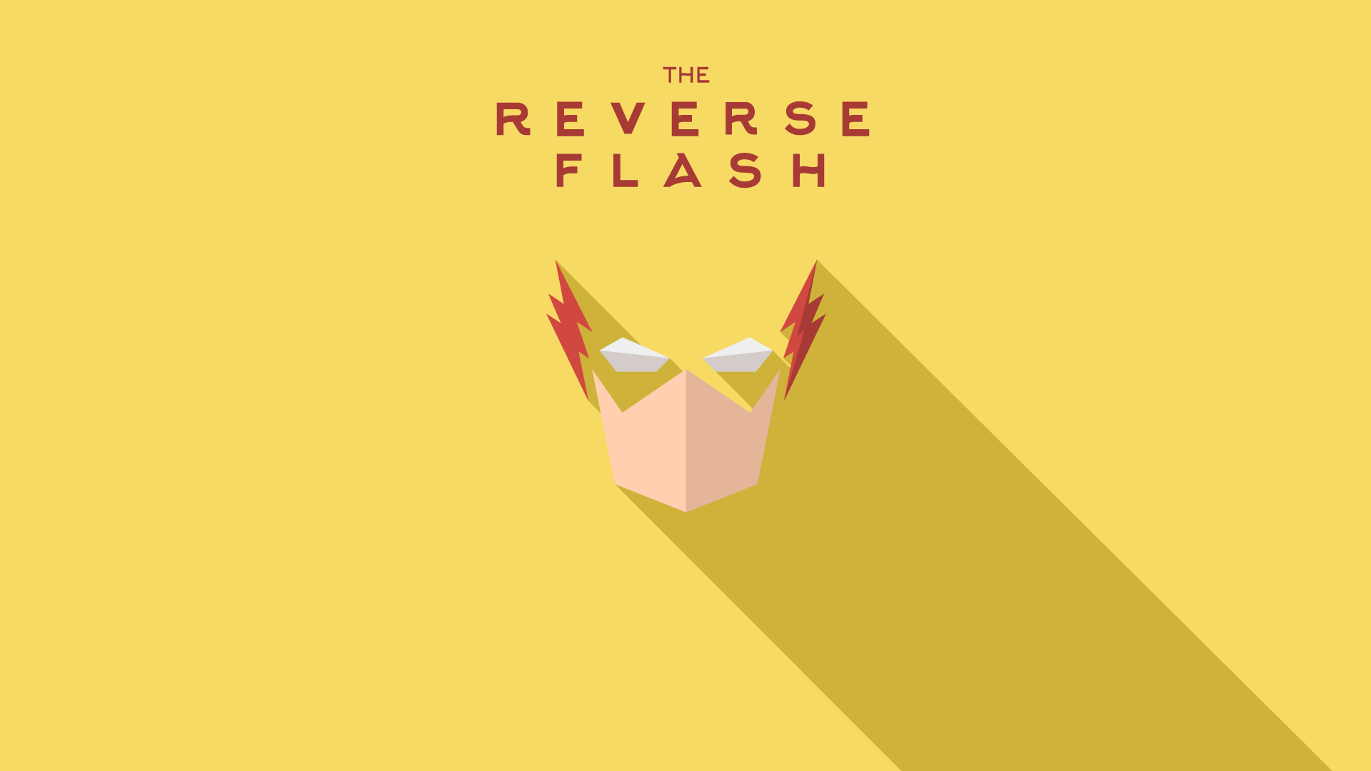 Reverse Flash Logo Reverse Flash Wallpaper 1920x1080