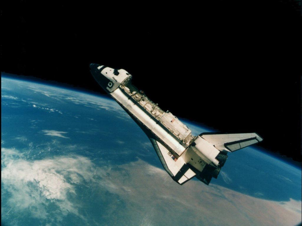 Space Shuttle Wallpaper Desktop   Pics about space 1024x768