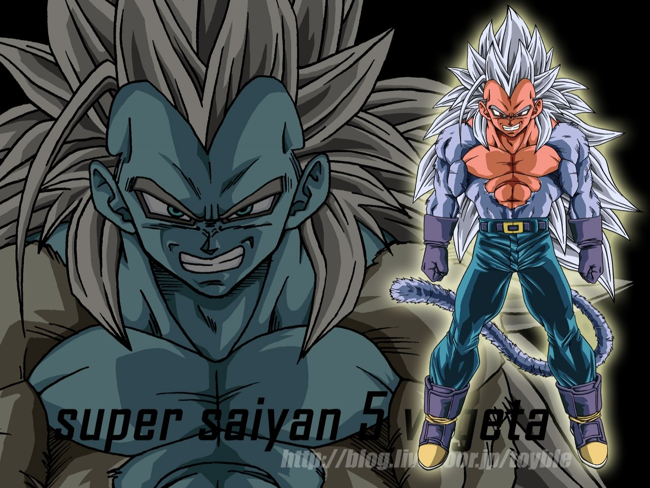 Dragon Ball AF   After The Future Dragon Ball AF Wallpapers 1280x960