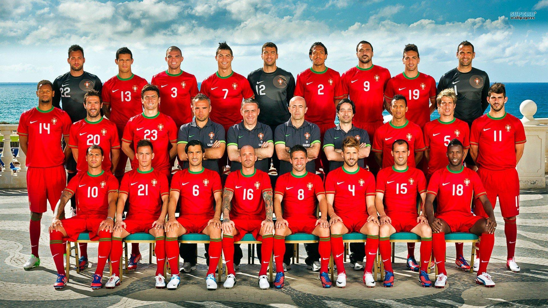 Sports soccer Portugal Portugal National Football Team 1920x1080