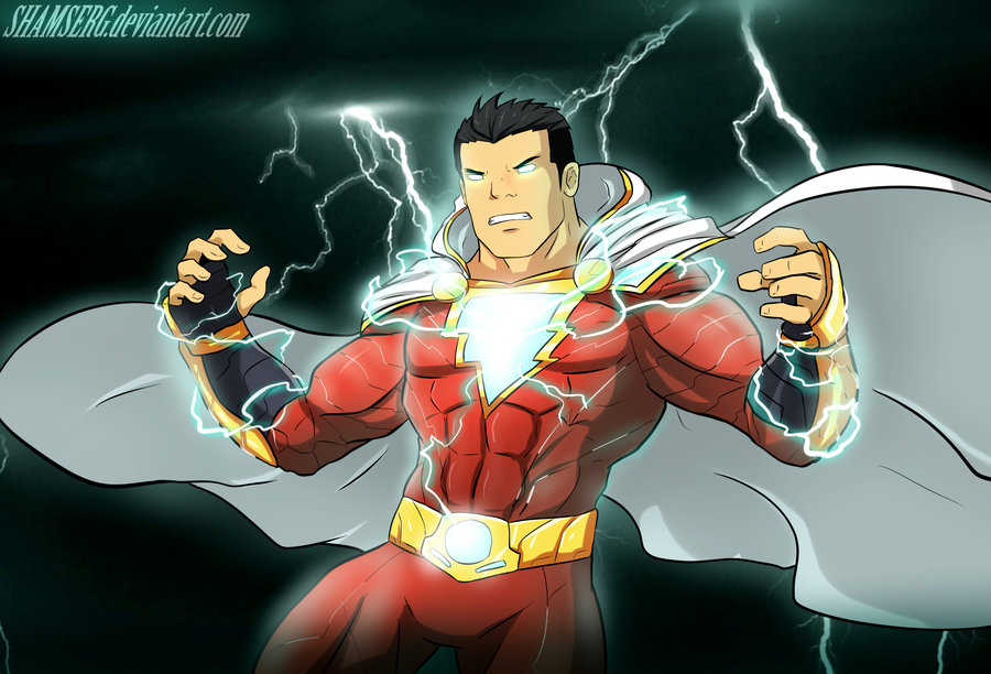 Shazam Injustice Wallpaper Download