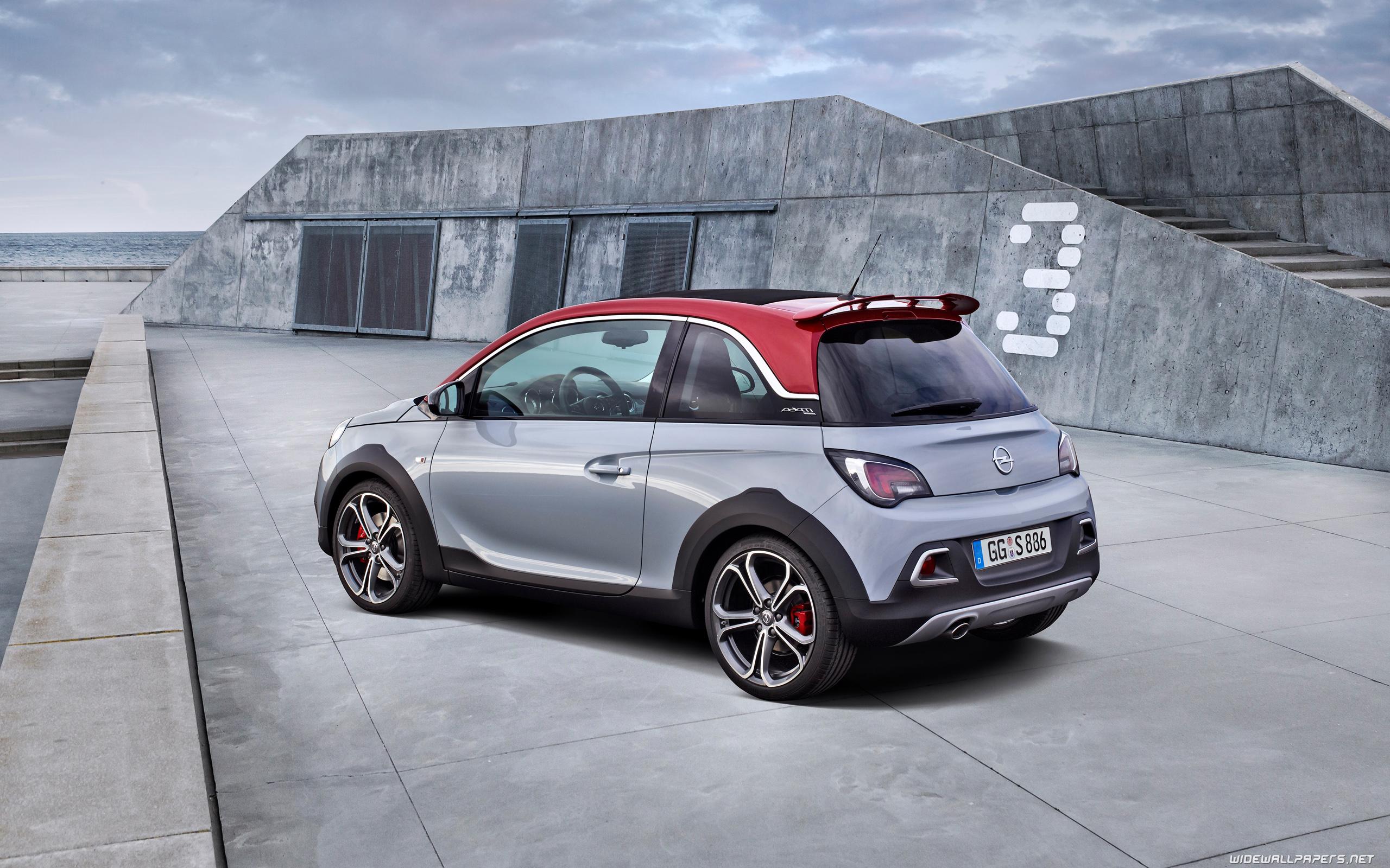 Opel Adam cars desktop wallpapers 4K Ultra HD 2560x1600